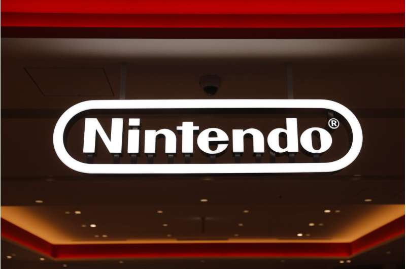 Nintendo marks profit jump as people stay home amid pandemic
