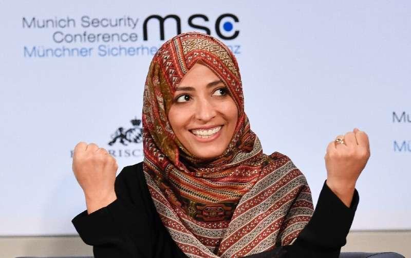 Nobel Peace Prize laureate and Yemeni journalist Tawakkol Karman is among the members of a Facebook board that will make decisio