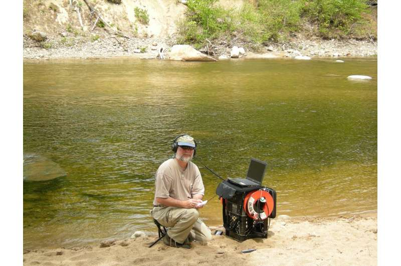 Noises from human activity may threaten New England's freshwater soundscape