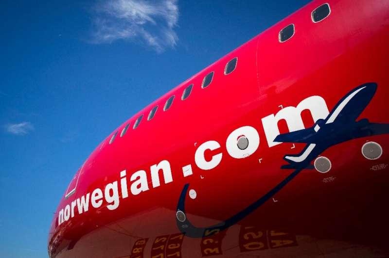 Norwegian Air takes is taking to the skies again