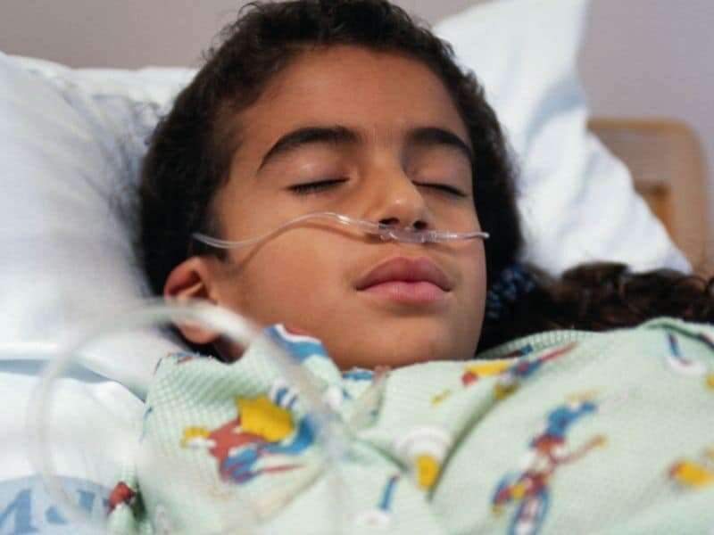 No spike seen in cases of polio-like condition in children