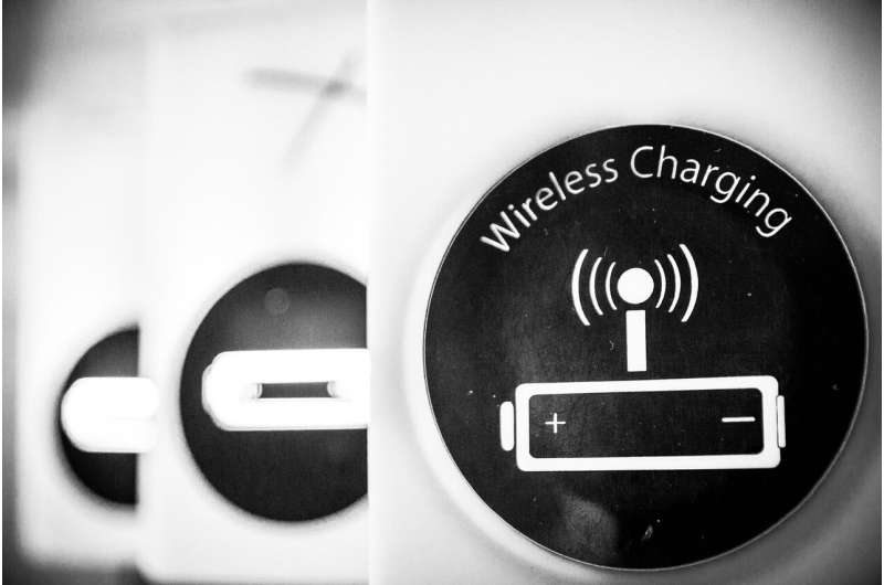 No strings attached: maximizing wireless charging efficiency with multiple transmitters