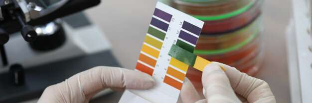 Novel virus-based colorimetric sensor can show true colors of airborne threats