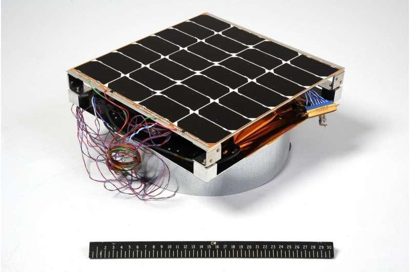 NRL conducts first test of solar power satellite hardware in orbit