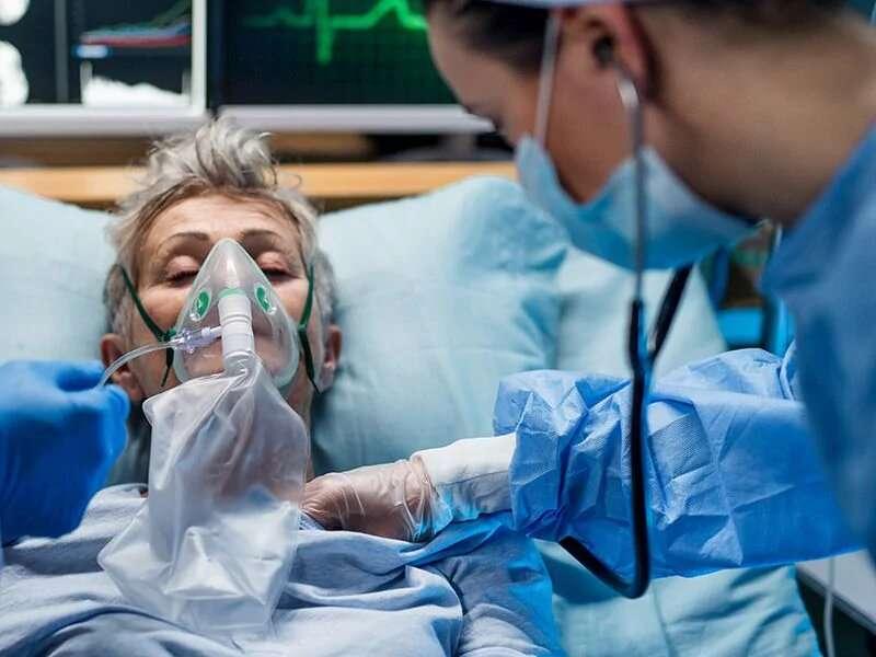 N.Y. hospital converts sleep apnea machines into ventilators