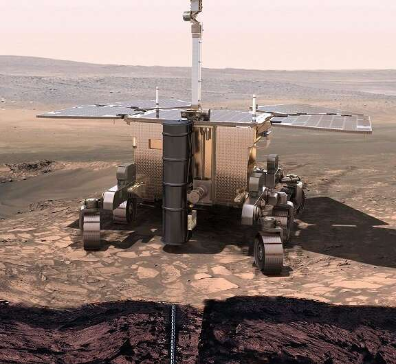 NYUAD astrophysicist investigates the possibility of life below the surface of Mars