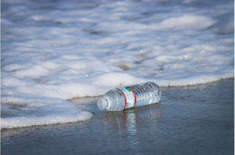 ocean microplastics