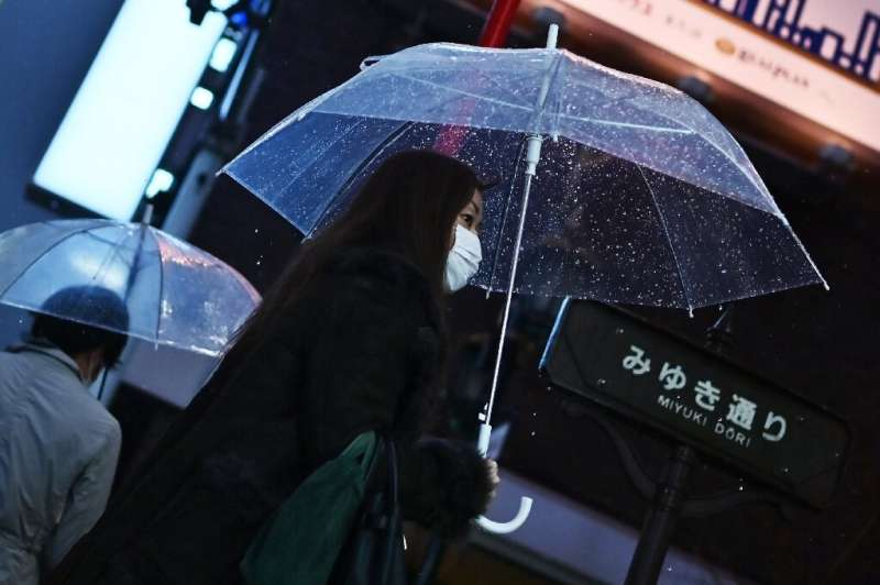 Officials in Japan's second biggest city have appealed for donations of raincoats for health workers to use as emergency persona
