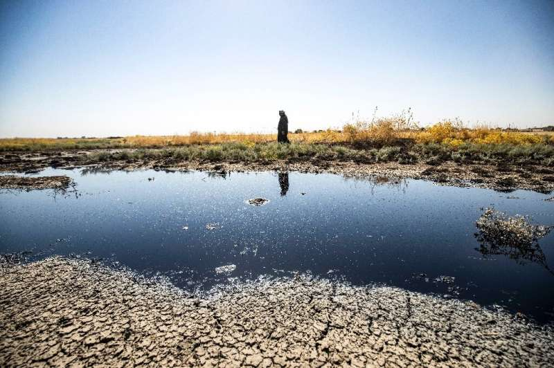 Oil pollution in Syria has been a growing concern since the 2011 onset of a civil war that has taken a toll on oil infrastructur