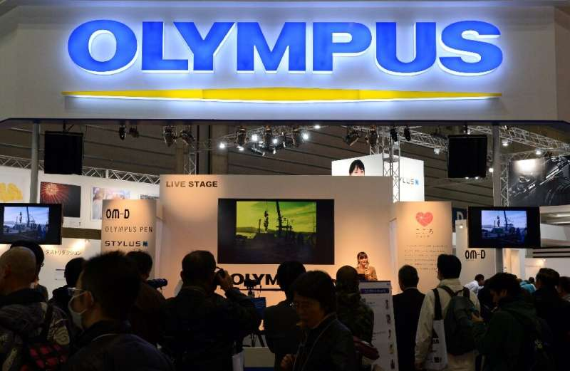 Olympus has been struggling in the camera business, like its rivals, as consumers rely on increasingly sophisticated smartphone