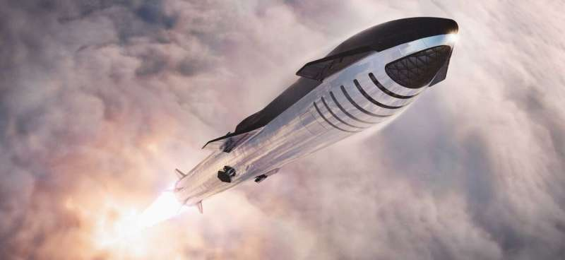 Once Starship prototypes stop exploding, we could see an orbital launch this year