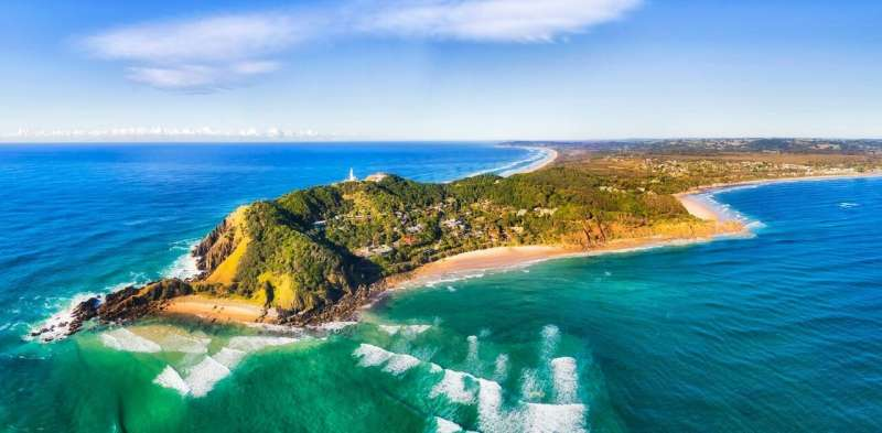 One of Australia's most famous beaches is disappearing, and storms aren't to blame