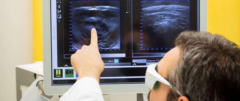 Opto-acoustic mesoscopy visualizes tumor tissue patterns