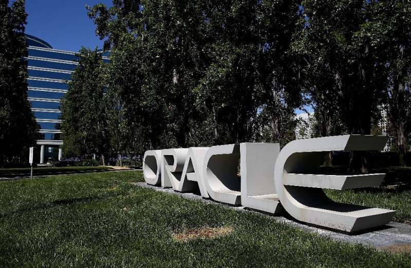 Oracle said its earnings fell as a result of the pandemic's hit on its business customers