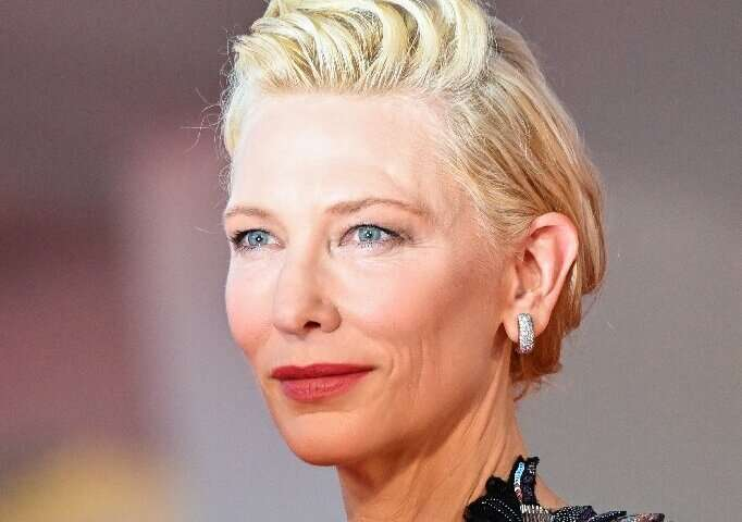 Oscar-winner Cate Blanchett is chairing the jury at Venice this year