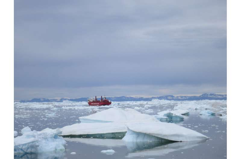 Ozone-depleting substances caused half of late 20th-century Arctic warming, says study