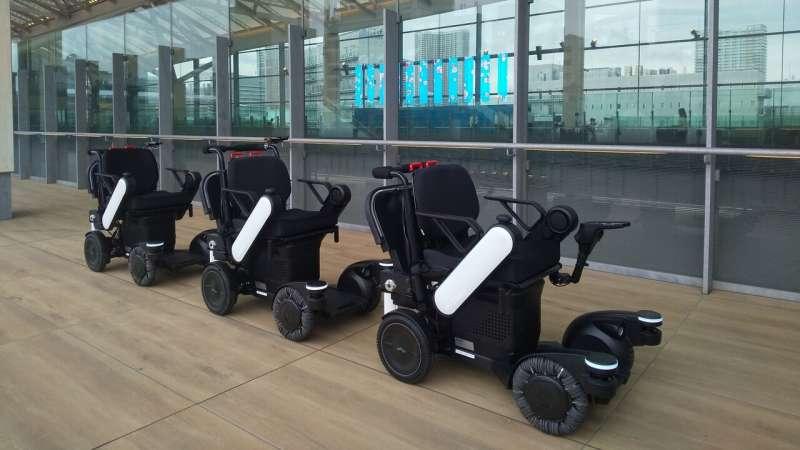 Panasonic launches mobility service at Tokyo transportation hub