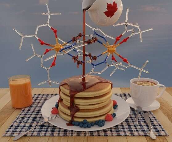 Pancake bonding as a new tool to construct novel metal based magnetic materials
