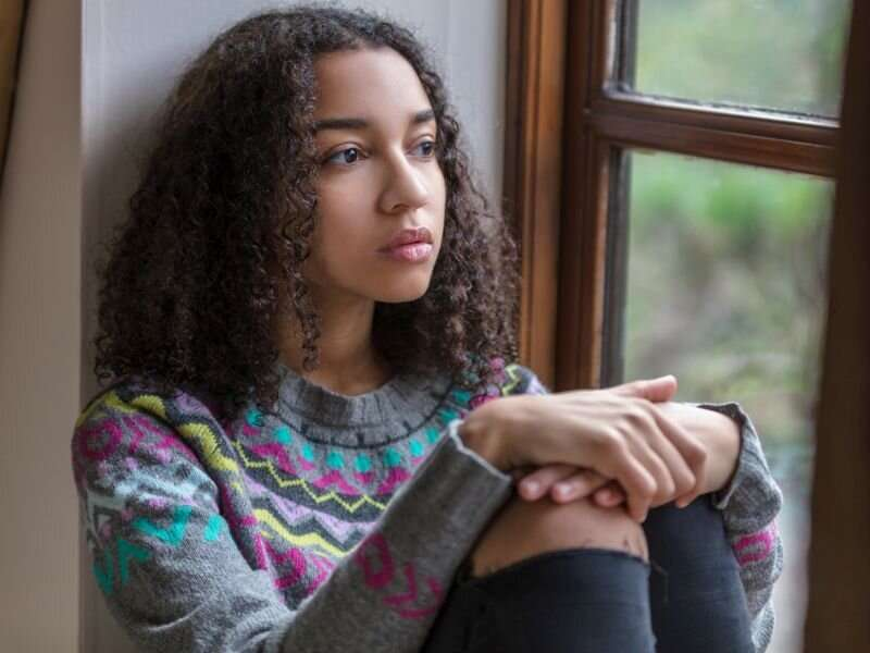 Pandemic affecting young people's mental health