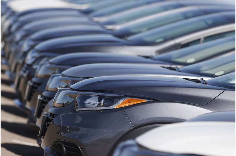 Pandemic drives average age of cars in US to a record high
