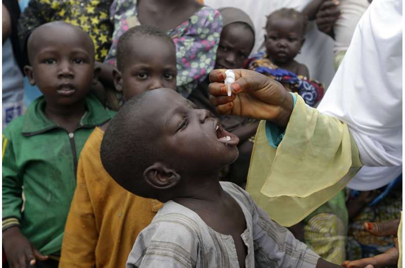 Pandemic halts vaccination for nearly 80 million children