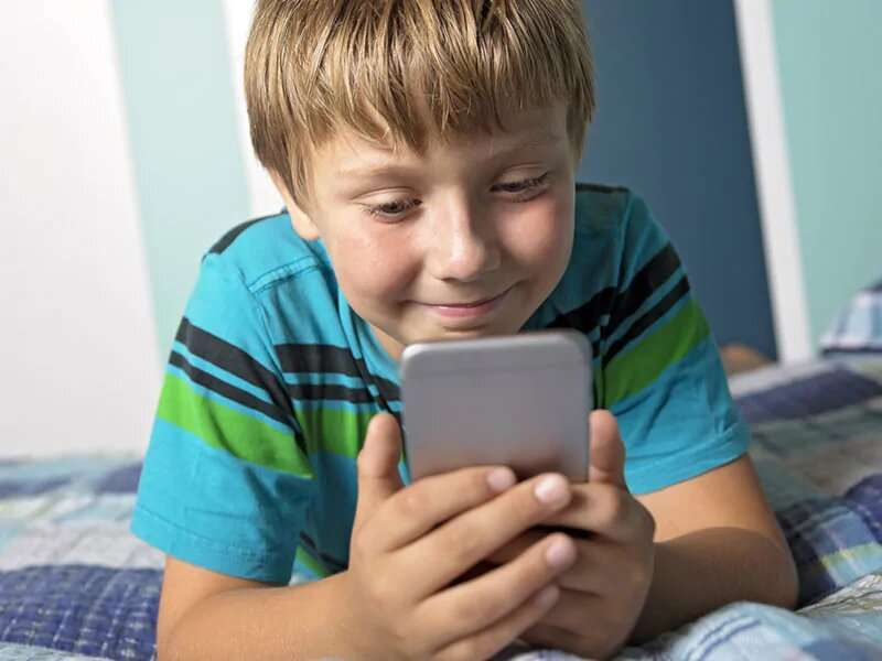Parents unaware of young kids' smartphone use: study