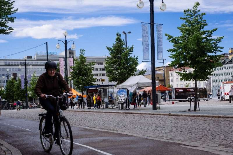 People in the Finnish town of Lahti are being encouraged to lead lower-carbon lifestyles through an EU-funded scheme that tracks