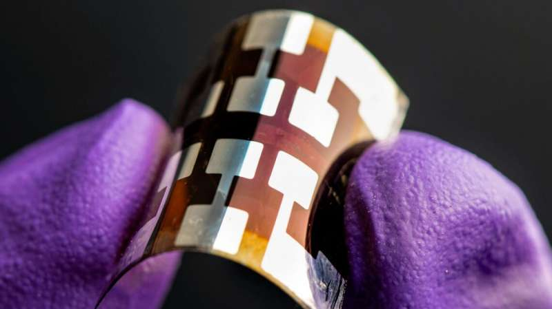 Perovskite mineral supports solar-energy sustainability