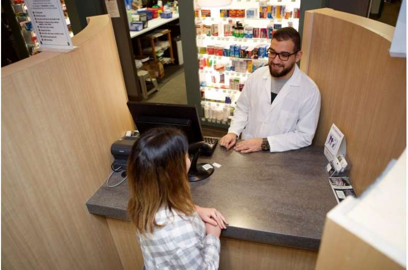 Pharmacists play essential role in COVID-19 response