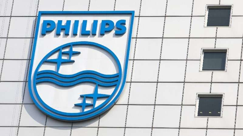 Philips has diversified out of its traditional electrical appliances business into health
