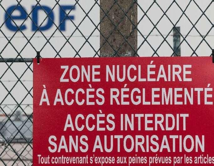 Plant operators EDF were accused in 2007 of a 'lack of rigour'