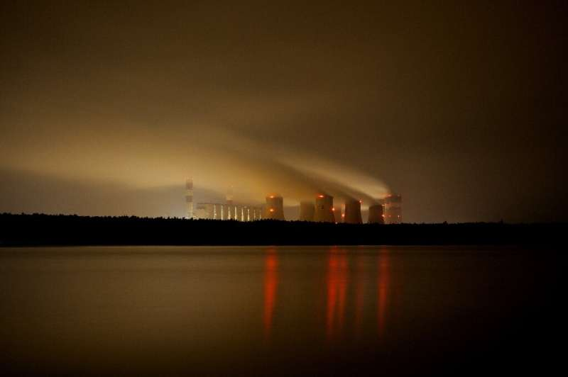 Poland's Belchatow brown coal-fired power station is the European Union's single largest greenhouse gas emitter, according to th