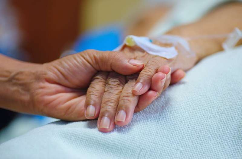 Poor communication, discrimination and lack of training: why LGBT people may face inequalities in palliative care