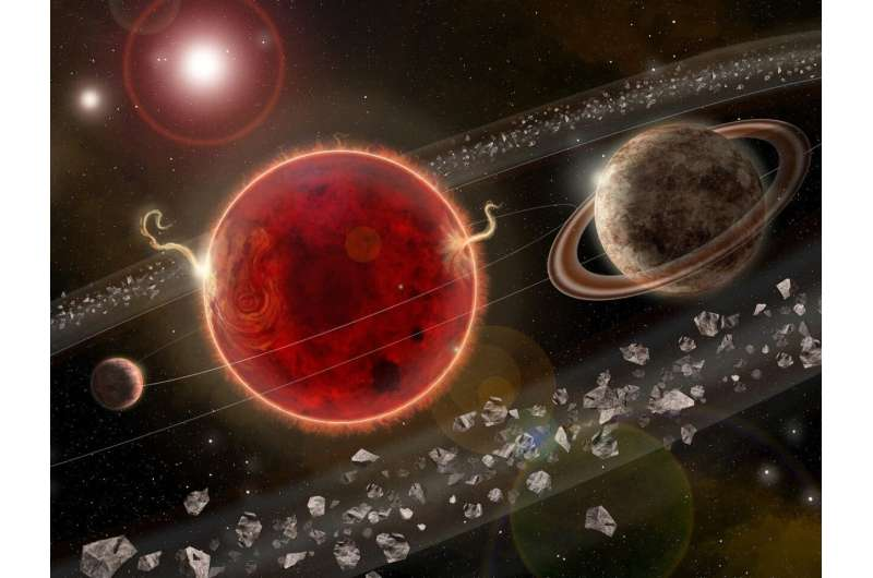 **Possible discovery of a new super-Earth orbiting Proxima Centauri
