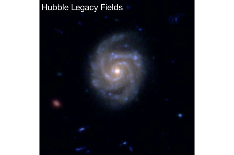 Powerful new AI technique detects and classifies galaxies in astronomy image data