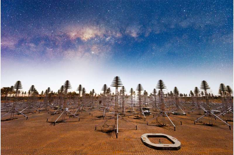 Preparations complete in western Australia for construction of world's largest telescope