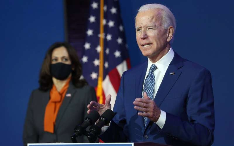 President-elect Joe Biden and Vice President-elect Kamala Harris have cultivated ties to Silicon Valley but analysts expect the