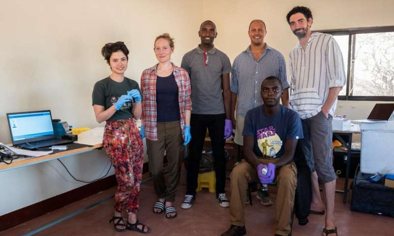Princeton and Mpala scholars link obesity and disease to dramatic dietary changes