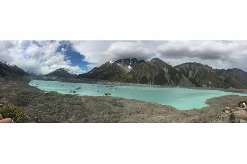 Proglacial lakes are accelerating glacier ice loss