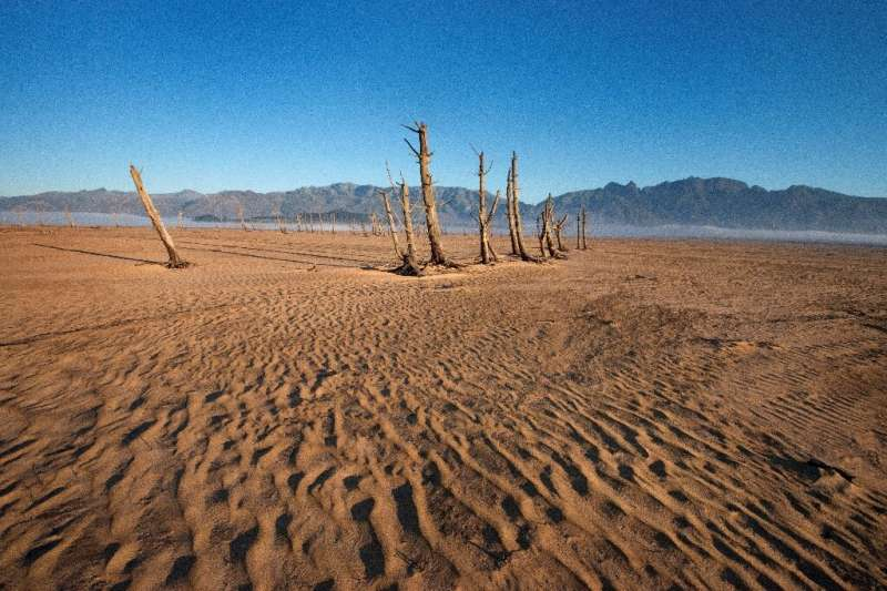 Punishing drought in South Africa meant Cape Town almost ran out of drinking water in 2017