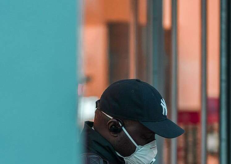 Q&A: For Black men, wearing a mask may be a health risk greater than COVID-19