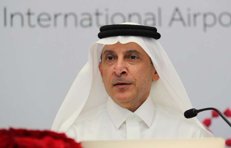 "Qatar Airways CEO Akbar al-Baker warned it will be ""survival of the fittest"" for the airline industry devastated by th"