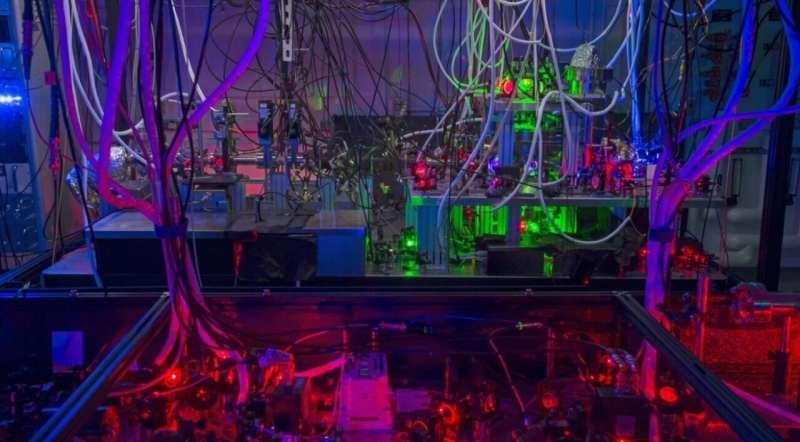 Quantum gases won't take the heat