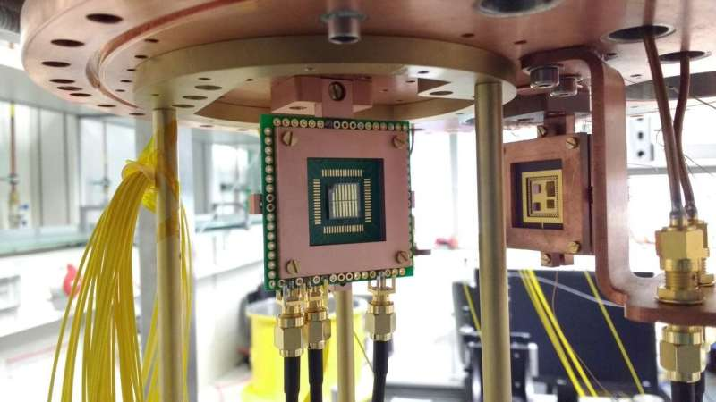 Quantum technologies: New insights into superconducting processes