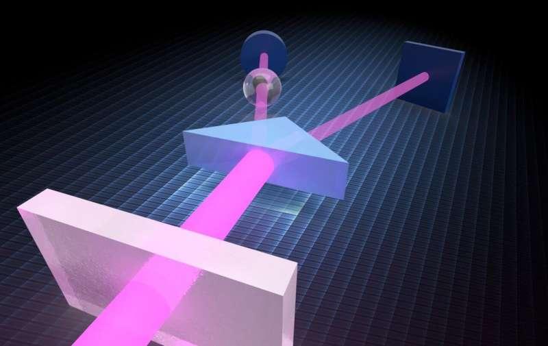 Quantum X-ray microscope underway at Brookhaven Lab