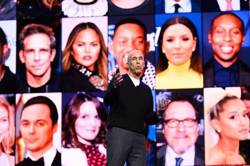 Quibi founder Jeffrey Katzenberg has billed the platform as a television transformation