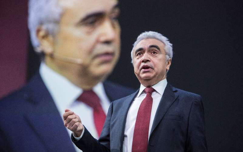 """""""A cleaner, fairer and more secure energy future is within our reach,"""" said IEA Executive Director Fatih Birol"""