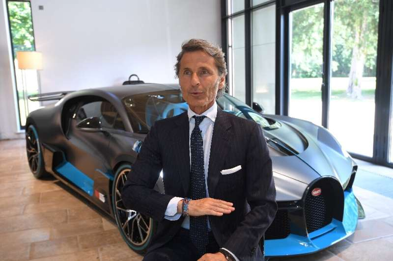 """Only the W16 motor provides the emotion and the passion expected by our supercar clients,"" says Bugatti chief Stephan"