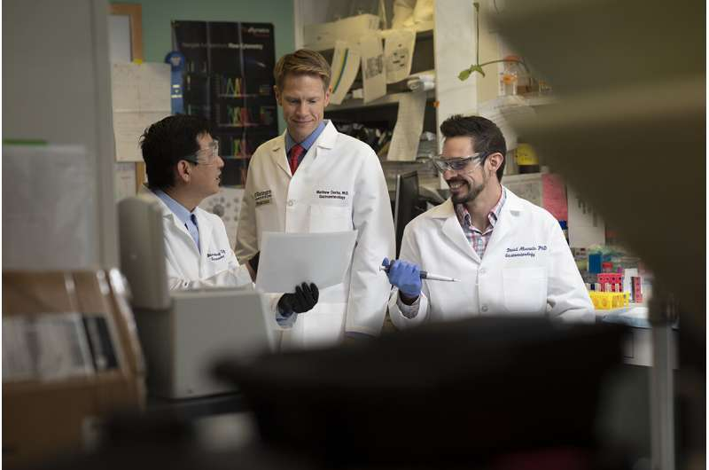Radiation therapy for colon cancer works better when specific protein blocked