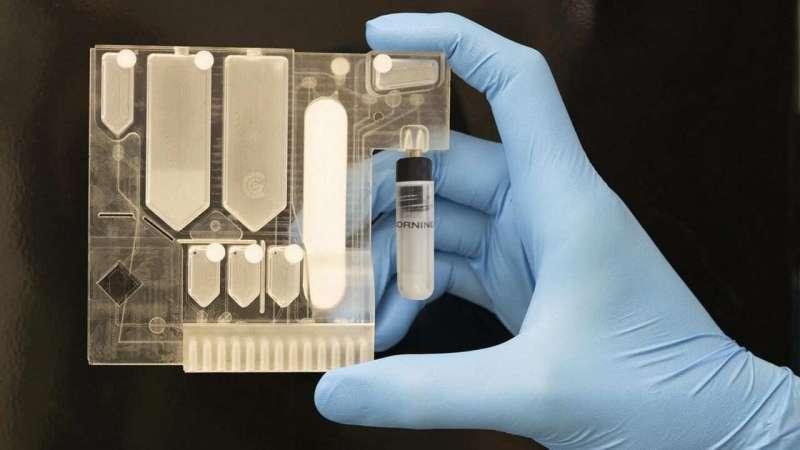Rapid disease pathogen identification a step closer following successful GeneCapture demonstration